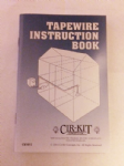 CK1015 Tape wire instruction book